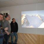 Les diapos du Mont- Blanc